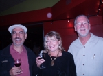 Mark Angel, Joyce Tipton, Steve May at SAMBA